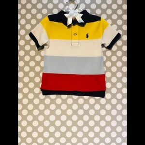 Polo - Toddler Boy's Shirt
